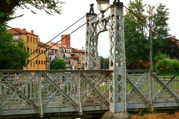 Ponte in ferro, Vicenza