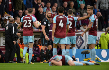 Premier League - Burnley vs West Ham United