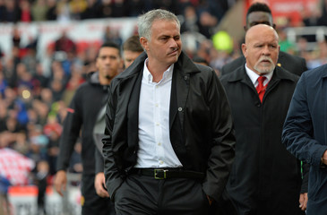 Premier League - Stoke City vs Manchester United
