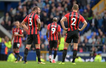 Premier League - Everton vs AFC Bournemouth