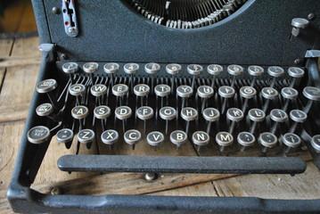 Fototapeta Retro maszyna do pisania obraz