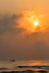 illustration sunrise photo