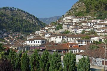 Altstadt von Berat, Albanien