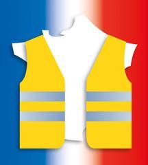 Carte de France gilets jaunes-2