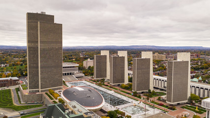 Governor Nelson A Rockefeller Empire State Plaza Albany New York