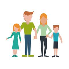 Family avatar concept