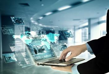 Internet Server Programming Technology Concept