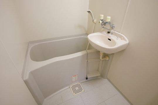賃貸の浴室