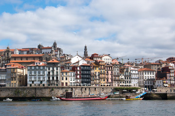 porto is a coastal city in northwest Portugal