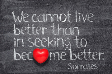 live better Socrates