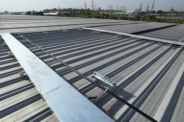 Solar PV Rooftop with Facilities