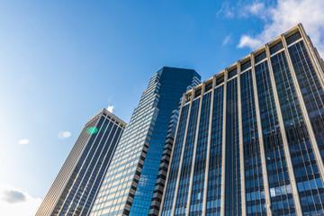 Fototapete - New york skyscrapers in Manhattan