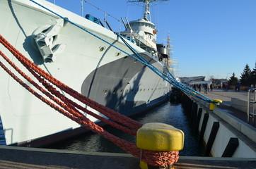Gdynia, Okręt Błyskawica, muzeum
