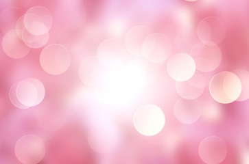 Pink background blur,holiday wallpaper