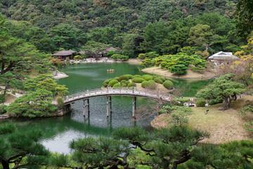 Mineyama Park in Takamatsu