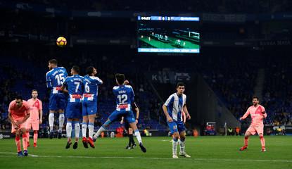 La Liga Santander - Espanyol v FC Barcelona