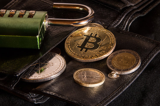 open bitcoin and ethereum wallet