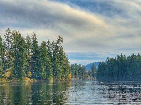 River Mill Dam in Oregon