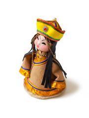 Buryat-Mongolian doll