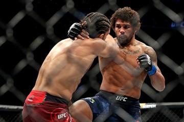 MMA: UFC 231-Theodorou vs Anders