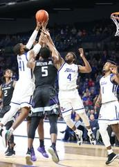 NCAA Basketball: Kansas State at Tulsa