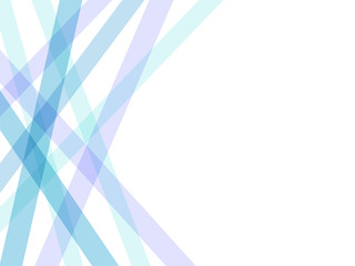 Colorful pastel cross line strip transparent overlay with space for text for abstract background, presentation, banner