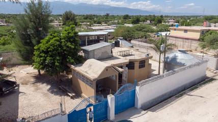 Haitian Aerial Home