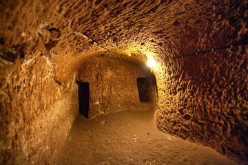 Ancient underground city of Derinkyu