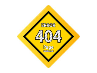 404 Error Page or File not found icon Sign Vector