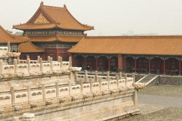 Forbidden City, China, Beijing,