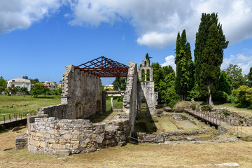 Fototapeta Krajobrazy Korfu, Grecja obraz