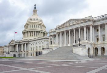 The historic monuments of Washington