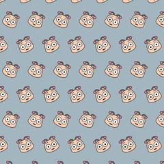 Snail - emoji pattern 61