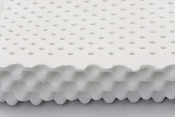 white nature para latex rubber, pillow and mattress