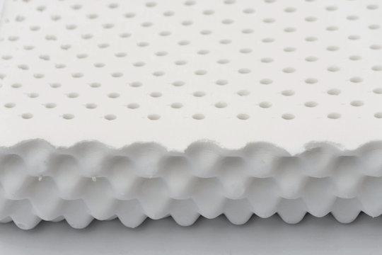 white nature para latex rubber, pillow and mattress