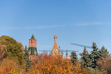 Kremlin, Moscow, Russian Federation