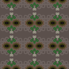 Seamless abstract pattern, graphics. Vector illustration, can be used for fabrics, wallpaper and wrapping paper.