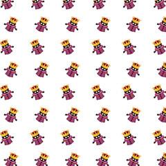 Little wizard - sticker pattern 06