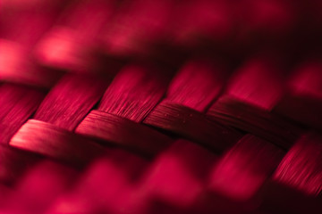 Material of composite product red dark carbon fiber