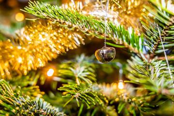 Jingle on Christmas tree