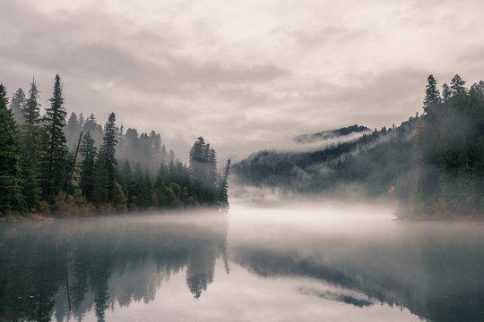 moody autumn day