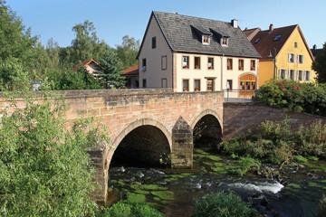 Alte Brücke Hornbach