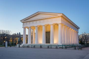 Theseus Temple at the Volksgarten - Vienna, Austria