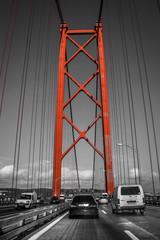 Ponte 25 de Abril bridge Portugal