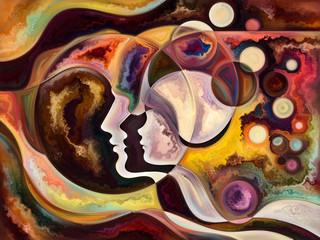 Unfolding of Inner Colors