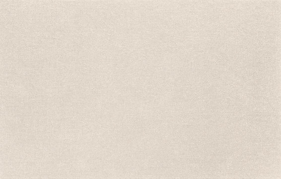 The texture of the canvas fabric is natural color. Horizontal abstract blank background for design ideas. Rustic white warm linen.