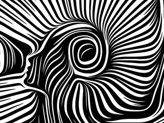 Paradigm of Inner Lines