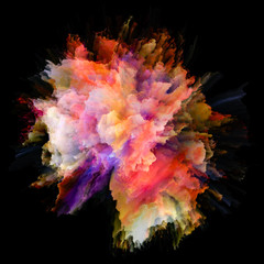 Synergies of Color Splash Explosion