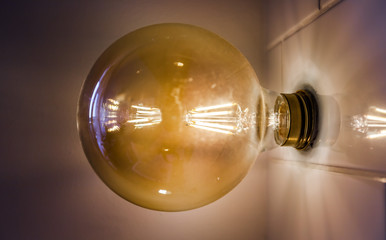 Thing of the past. The incandescent light bulbs many people grew up.