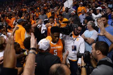 NCAA Basketball: Gonzaga at Tennessee